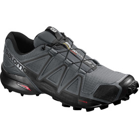 """Salomon M's Speedcross 4 Shoes Dark Cloud/Black/Pearl Grey"""